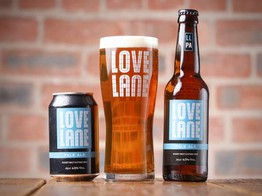 Update: Love Lane Brewing Co. Secures £900,000 Funding Target Through Seedrs Campaign image