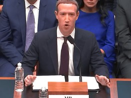 Mark Zuckerberg Takes a Beating on the Hill While Launching Defense of Libra & Facebook's Past Actions image