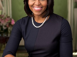 GoFundMe Teams Up with Michelle Obama & Obama Foundation for Girls Education image