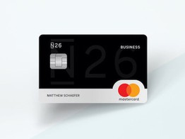 """N26 Launches New Flexible Business Accounts for Freelancers """"N26 Business Black"""" image"""