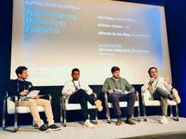 FinnoSummit LatAm Fintech Revolution Part 5: Non-Fintechs becoming Fintechs image