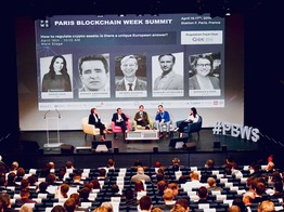Paris Shows Off Its Blockchain Ecosystem: Touts the Alignment of Government, Regulation, and Entrepreneurship image