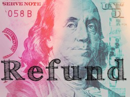 Digital Banking Challenger Current Reveals that Average Tax Refund Size Is Just Over $2K, Money Sent with Current Pay Increased Nearly 10% image