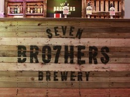 Seven Bro7hers Brewery Returns to Crowdcube: Now Seeking 500,000 in Funding image