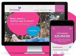 Update: Investment Services Smarterly Quickly Secure 1.3 Million in Funding Through Seedrs Campaign; Announces Partnership With Neyber image