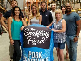 Update: Snaffling Pig Set to Close Crowdcube Round With More Than £1.1 Million in Funding Secured image