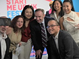 Hong Kong's First Virtual StartmeupHK Festival Reports 181,770 Attendees image