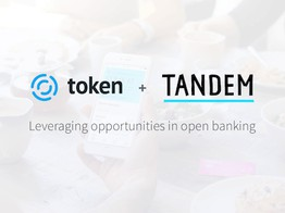 Tandem Teams Up With Token.io For Open Banking Opportunities image