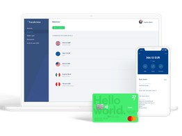 Fintech Unicorn & Stealth Bank TransferWise Launches Debit Mastercard in the U.S. image