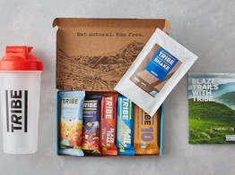 Update: Natural Sports Nutrition Brand TRIBE Now Nearing £1.4 Million Through Latest Equity Crowdfunding Campaign on Crowdcube image