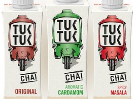 Overfunding: Ready-to-Drink Beverage Brand Tuk Tuk Chai Surpasses £150,000 Funding Target In 24 Hours on Crowdcube | Crowdfund Insider image