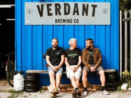 Update: Verdant Brewing Co. Extends Crowdcube Round & Surpasses £750,000 in Funding image