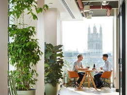 WeWork and Digital Bank Revolut Partner with Free Hot Desk Space image