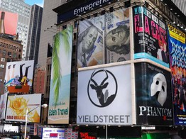 Alternative Investment Platform YieldStreet Reports $2.4B+ Funded, $2.04B+ Invested, $1.15B+ Principal Repaid to Investors image
