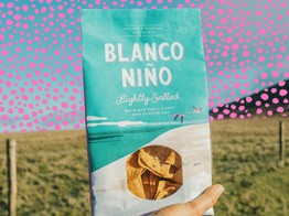 Blanco Niño Returns to Crowdcube, Introduces New Line of Tortilla Chips image