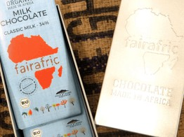 Organic Chocolatier Fairafric Overfunding on Seedrs: Sweet Success image