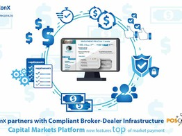 KoreConX Announces New Partnership with Broker-Dealer Payment Infrastructure POSConnect image