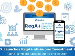 KoreConX Debuts Regulation A+ All-In-One Investment Platform image