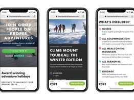 Traveling Platform Much Better Adventures Completes Seedrs Round With More Than £1.2 Million Secured image