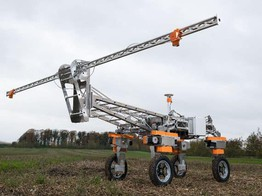 Overfunding: Ag-Tech Startup Small Robot Quickly Secures £700,000 Through Latest Crowdcube Funding Round image