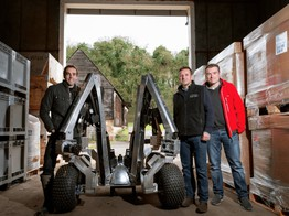 Agri-tech Small Robot Company Scores Big Funding on Crowdcube with Days Remaining on Campaign image