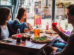 Update: Sourdough Pizza Restaurant Chain Three Joes Set to Close Crowdcube Round With Nearly £500,000 in Funding image