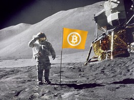 Bitcoin to the Moon - Daily Fintech image