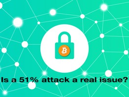 Blockchain Front Page: Is a 51% attack a real issue? image