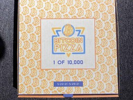 Happy Bitcoin Pizza Day! - Daily Fintech image