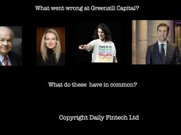 What went wrong at Greensill Capital? - Daily Fintech image