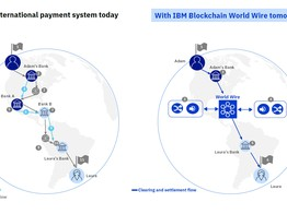IBM World wire – the inevitable rise of Centralized Blockchains image