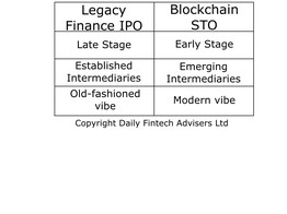 Blockchain IPO: who will be first & when will it happen? image