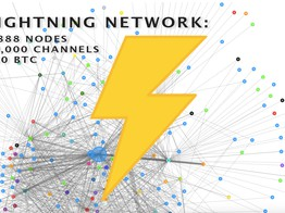 Blockchain Front Page: Lightning Network Gaining Traction image