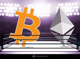 Ethereum is on track to overtake bitcoin's market cap - Daily Fintech image