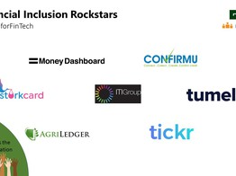 Financial Inclusion Party – Top 7 startups to follow image
