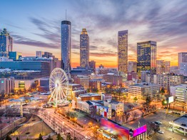 Atlanta is increasingly being recognized as a global fintech center image