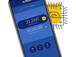 SendGold rebrands as Rush Gold to launch new mobile card - FinTech Futures image
