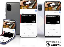 Samsung chooses Curve to power its new Samsung Pay Card in UK - FinTech Futures image