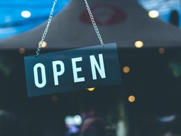 What are the opportunities in open finance? image