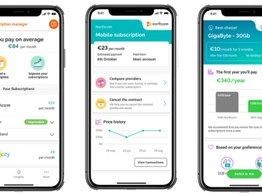 ING Belgium adds subscription management tool to app image