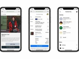 Facebook Pay comes to third-party e-commerce sites image