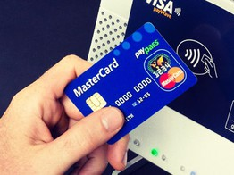 Card spending tipped to double as contactless becomes the norm image