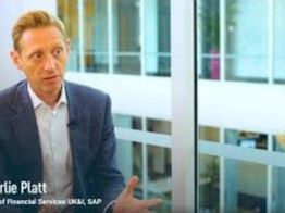 Finextra & SAP: The Lead up to Sibos: Entering the Second Generation of Connectivity image