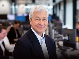 JPMorgan's Dimon apprehensive of China's prowess in AI and fintech image