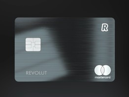 Revolut launches metal card with cryptocurrency cashback image