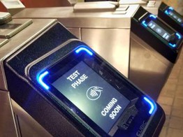 Tap and Pay hitches a ride on Big Apple subway and bus routes image
