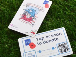 The Royal British Legion brings contactless donations to fundraising pub quizzes image