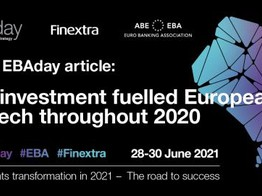 EBAday 2021: VC investment fuelled European fintech throughout 2020 image