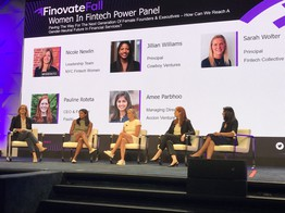 Welcome to Day Three of FinovateFall 2021! - Finovate image