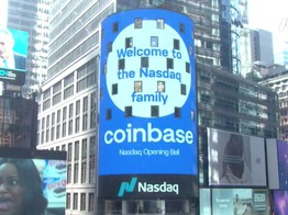 Why Coinbase's Public Debut Matters - Finovate image